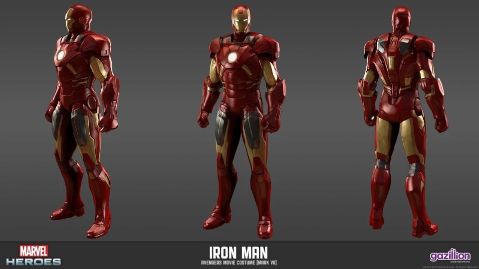 Tony Stark's Iron Man